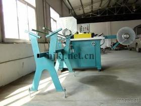 全自动铝箔风管机HJTF400L