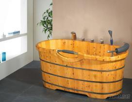 木桶浴缸,沐浴桶,浴桶