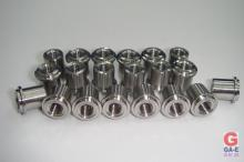 鈦合金水壺螺絲架-Titanium Alloy Bottle Cage Nuts