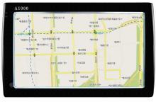5吋GPS導航儀+4G内存