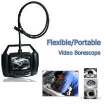 汽車檢修設備 帶3.5寸屏工業內窺鏡