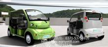 河南電動觀光車鄭州電動觀光車M02電動觀光車