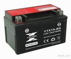摩托車蓄電池
