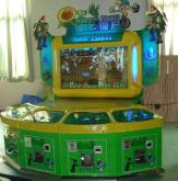 末日蘑菇电玩游戏机
