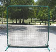 棒, 壘球專用防護網