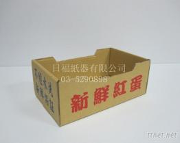托盘, 纸盒