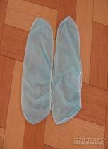 (廠家直銷)一次性無紡布防塵、防滑、加厚、潔淨、防雨水、CPE、PE、塑料鞋套