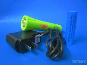 随身携带LED充电手电筒(B-1套装)