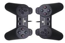 USB雙打游戲手柄