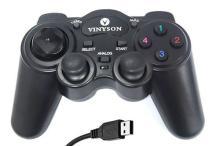 USB單打振動游戲手柄