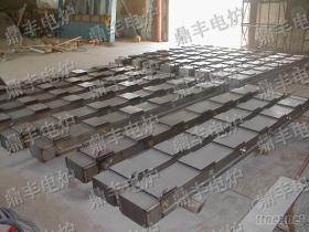 中頻配件, 中頻爐硅鋼柱, 中頻爐磁軛