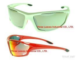 太阳眼镜,运动眼镜, 防风护目眼镜
