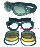 運動護目太陽眼鏡,可換鏡片防風護目鏡