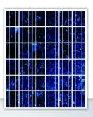 太陽能光電板LPS-130-3S(130W)
