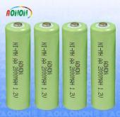 镍氢柱式电池
