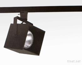 轨道灯灯具