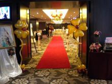 婚礼布置-入口区(汽球)