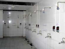 浴室刷卡水控器