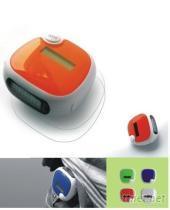 太陽能計步器, 電子計步器