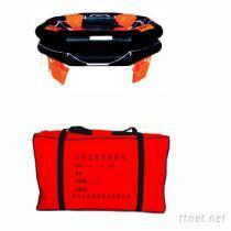 雙面開敞式海空救助筏