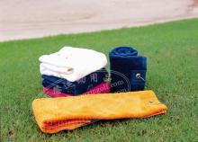 高尔夫加厚毛巾