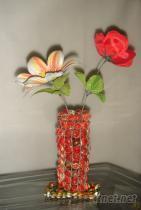 琉璃藝術花瓶