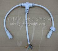 防水线, 防水插头, 防水连接器