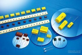 塑胶薄膜电容器