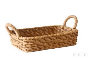 PP防水編織籃, 托盤(桌上型)
