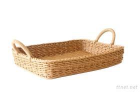 PP防水編織籃, 托盤