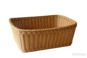 PP防水編織籃, 置物籃(收納/置物)