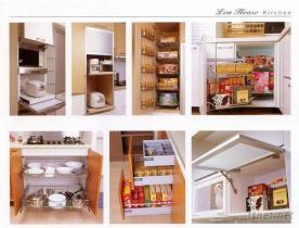 廚房系統櫃