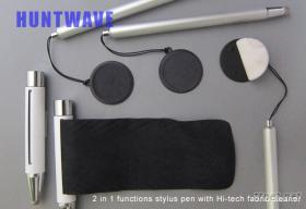 專利擦拭布電容觸控筆, 廣告禮贈品觸控筆