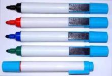 附磁鐵白板筆
