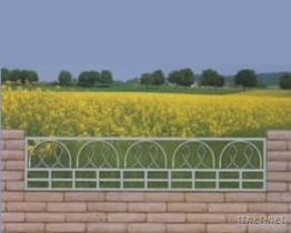 藝術欄杆, 防盜窗 (採光罩系列)