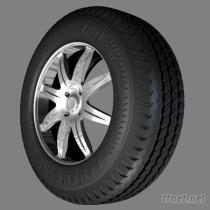 商货两用车轮胎