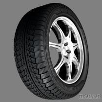 雪地用轮胎车