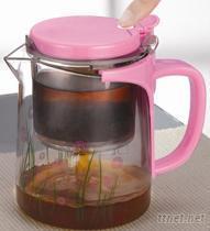 過濾網玻璃泡茶杯