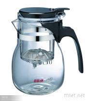 高温玻璃泡茶壶过滤网冲茶器