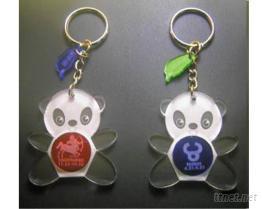 猫熊星座/生肖-钥匙圈