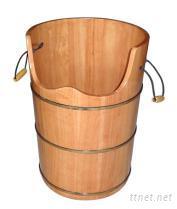 蒸氣香薰保健木桶