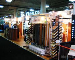客製化木板展示架