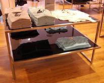 白鐵展示桌