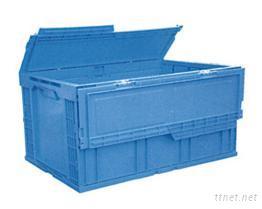 折疊式物流箱