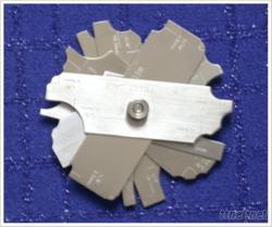 凸輪式焊縫量規