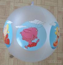 吹氣波波球, pvc充氣沙灘球