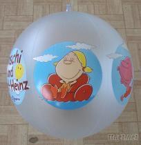 充氣沙灘球