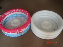 pvc充氣嬰兒浴盆
