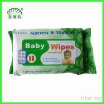 80片婴儿湿巾,湿巾