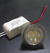 LED杯灯, 投射灯